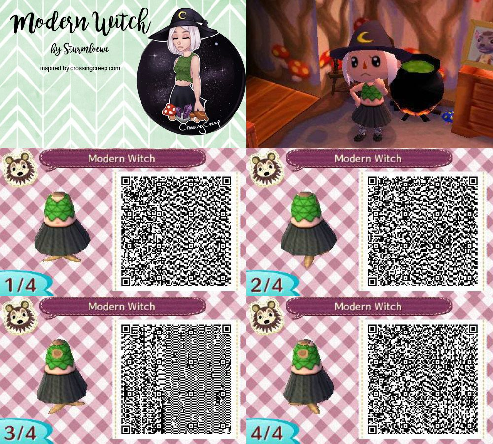 Black dress qr code - 1000 Images About Ropita On Pinterest Dresses Animal Crossing And Green