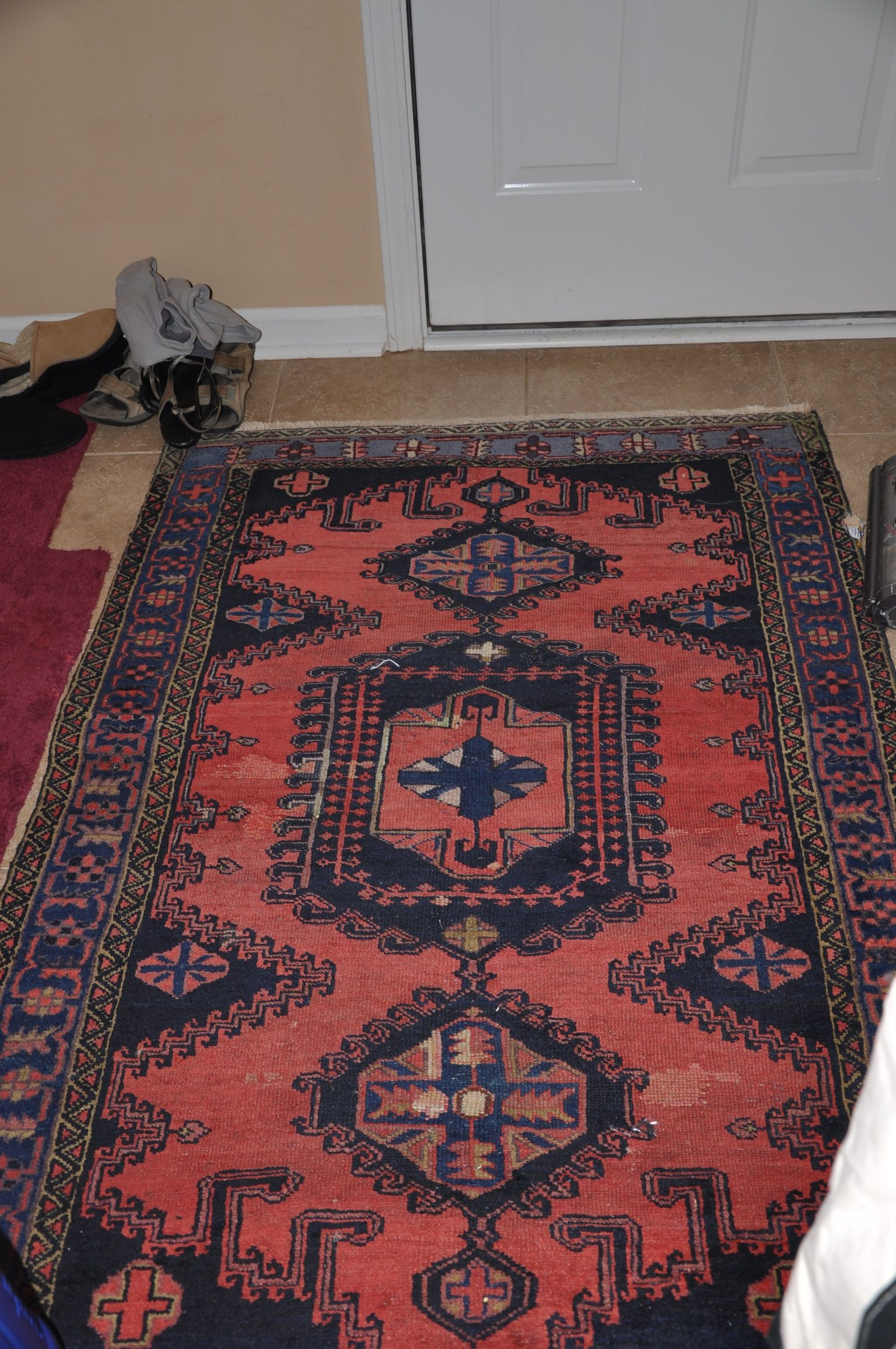 laundry room rug moms condo pinterest