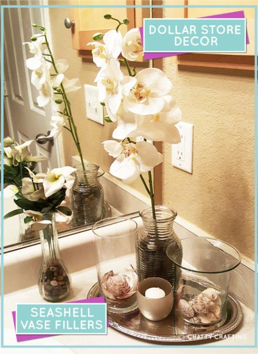 Photo of How To Make A Spa Bathroom Display On A 15$ Budget |