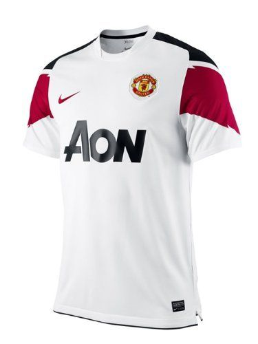 f132390b983 Manchester United Away Jersey 2010-11 Unknown.  59.99