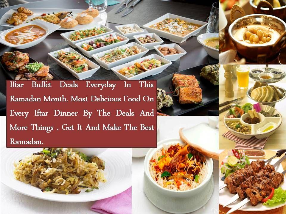 Pin By Kobo1122 On Iftar Buffet Deals Iftar Yummy Food