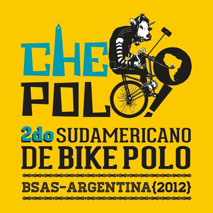 we will be there!    Caveras Bike Polo