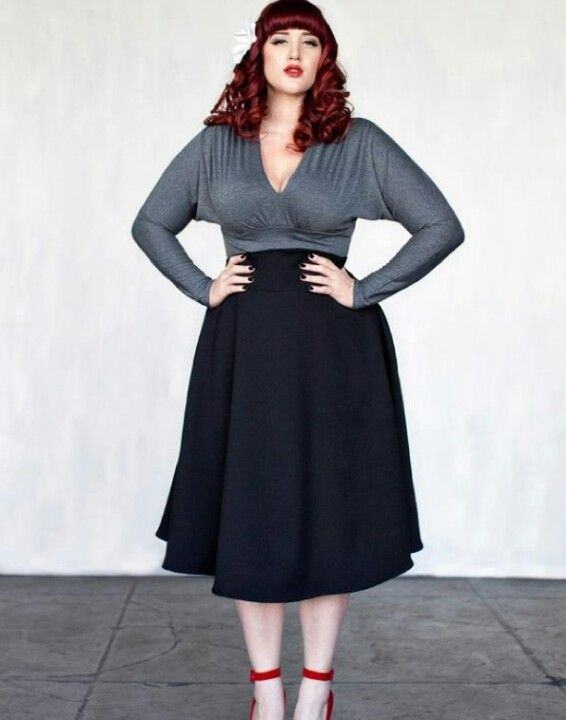 Plus Size Date Night Dress My Style Pinterest Woman Curves