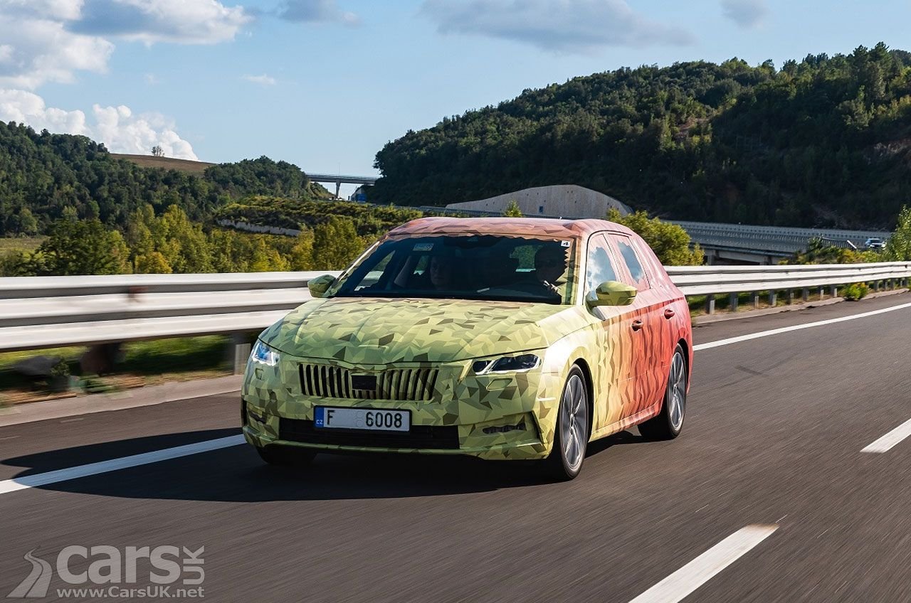 2020 Skoda Octavia All Of The Details None Of The Photos Cars Uk Skoda Octavia Skoda Cars Uk