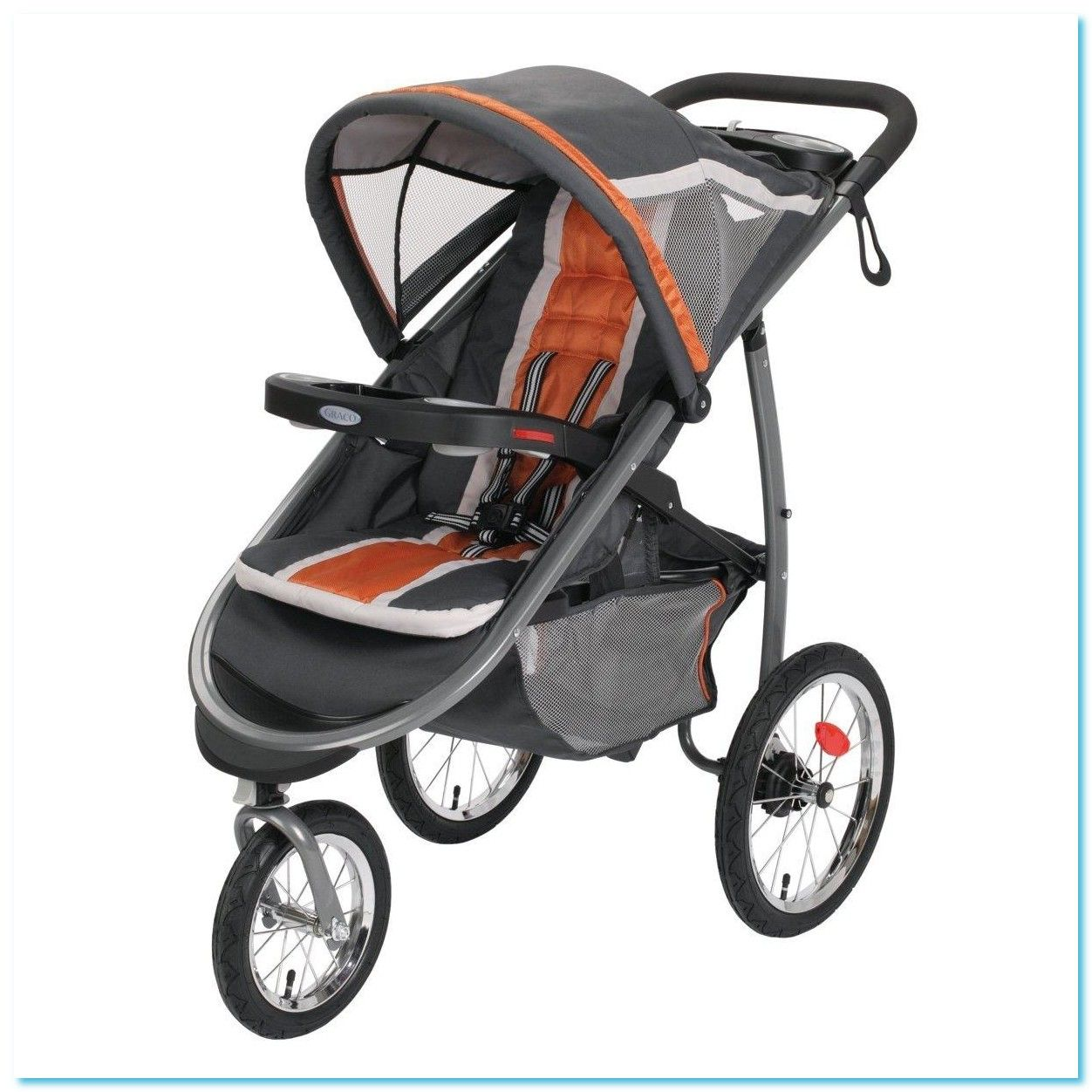 Pin On Expedition Pink Jogging Stroller