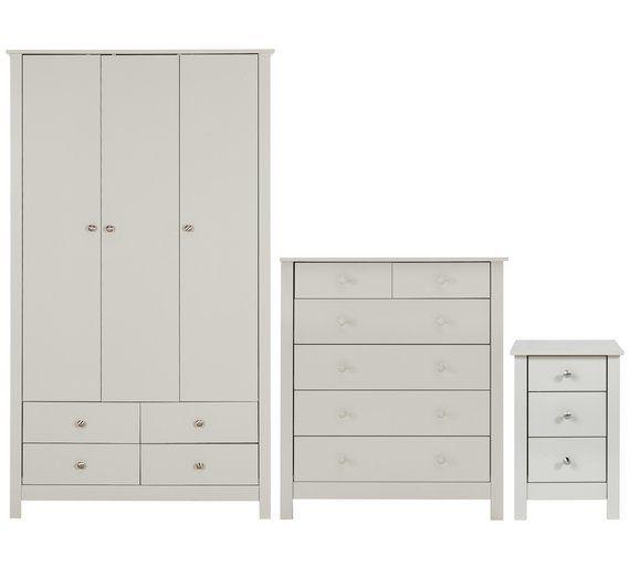 Grey Bedroom Furniture Sets, White Bedroom Furniture Sets Argos