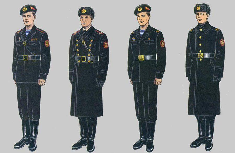 marine enlisted vs officer uniform