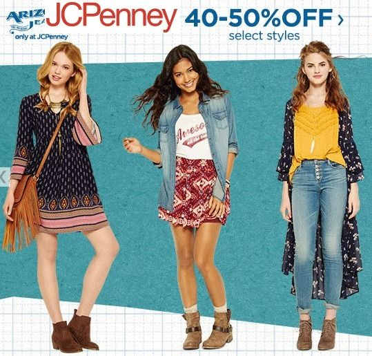 Jcpenney Coupons 10.00 Off 25.00,JCPenney Store Offers