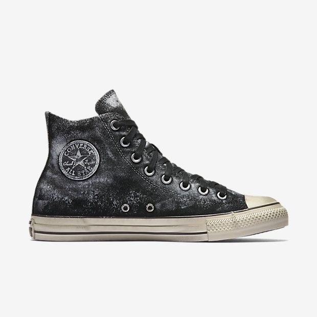 converse all star collo alto con cerniera