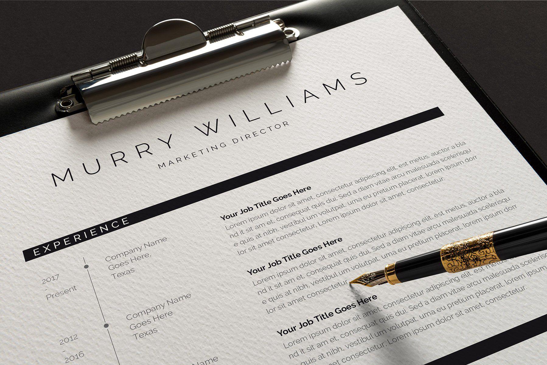 Minimal resume minimal resume free business cards resume