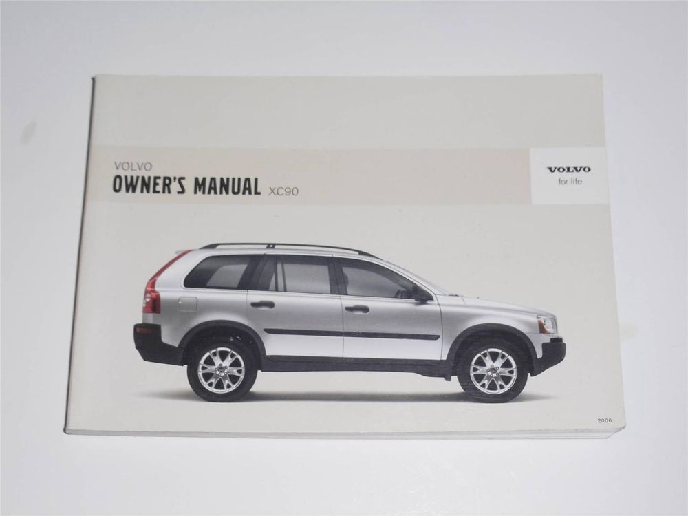 2006 volvo xc90 owners manual book owners manuals pinterest rh pinterest co uk 2003 volvo xc90 repair manual 2003 volvo xc90 repair manual