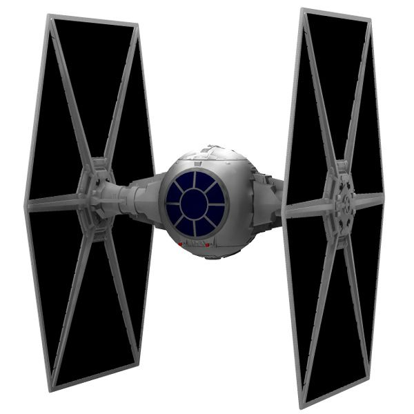 Vanishing Point: Free Item: Item Specifications: TIE Fighter for