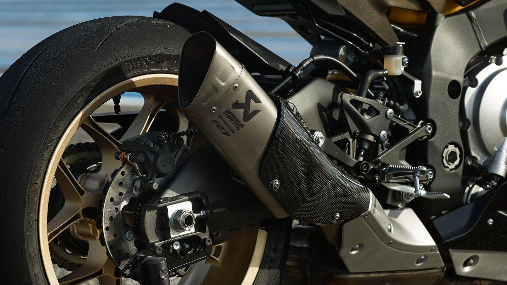 2016 Yamaha YZF-R1 60th Anniversary Edition | Yamaha yzf r1 ...
