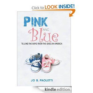 Telling the Boys from the Girls in America Pink and Blue