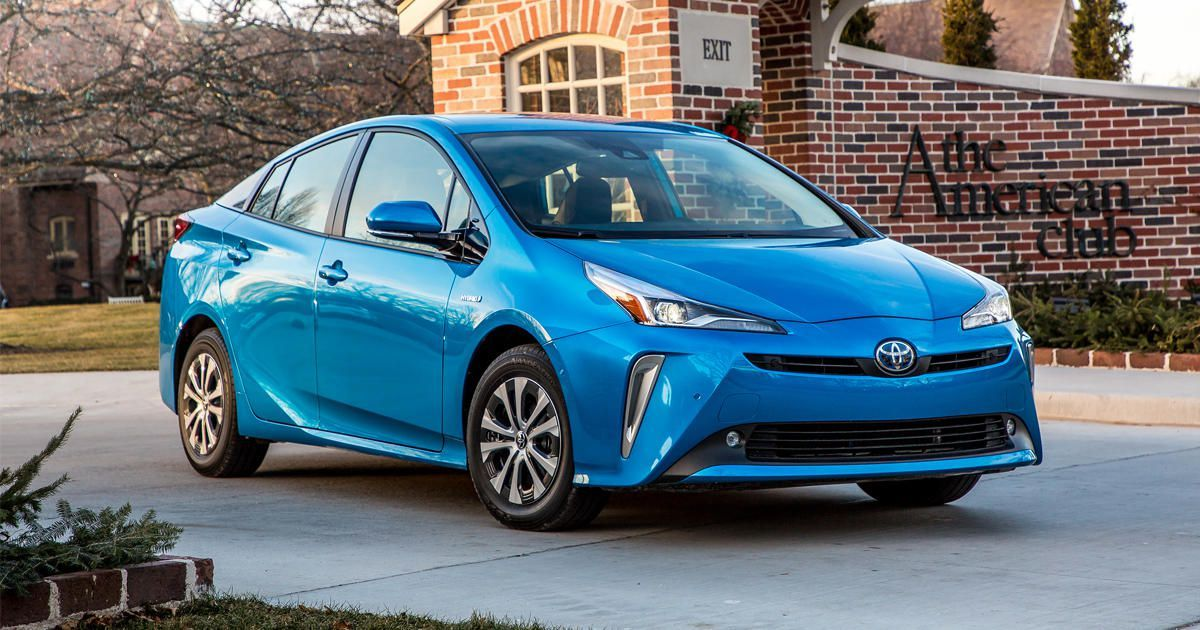 2020 Toyota Prius Model Overview Pricing Tech And Specs Apple