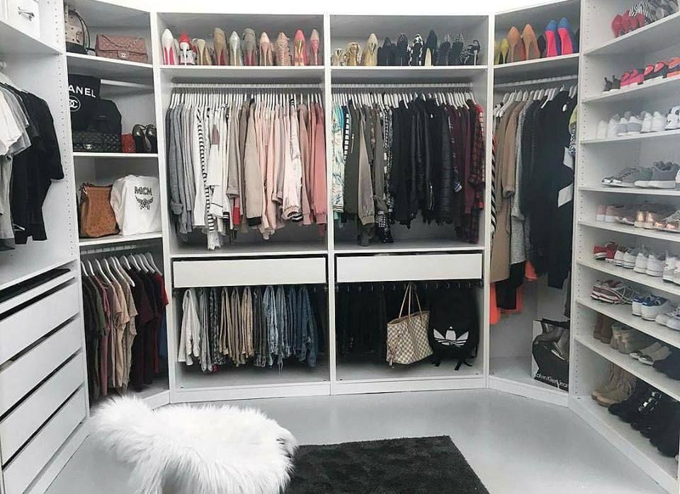 IKEA PAX Kleiderschrank Inspiration und verschiedene - begehbarer kleiderschrank modular system