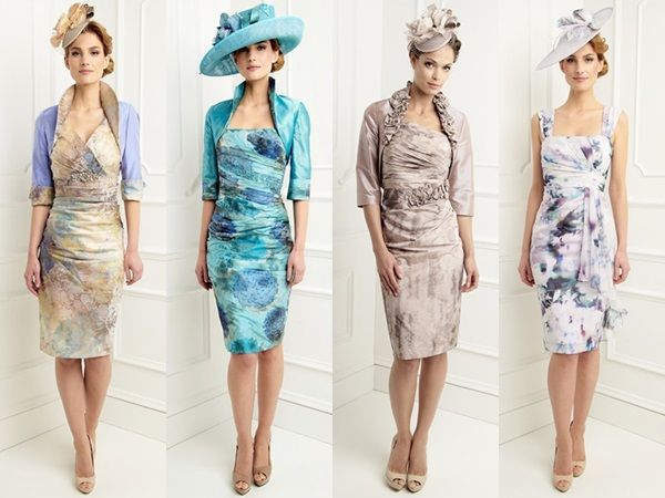 Late Afternoon Wedding Attire For Women Dressy Daytime Look A More Polished Dress Ropriate