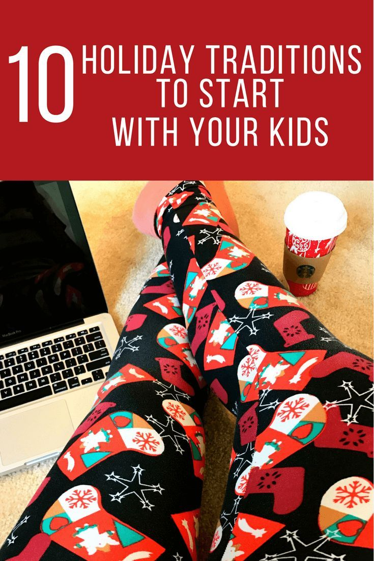 10 Holiday Traditions to Start with Your Kids - Twin Mom Magic  #holidatraditions #holidayplanning #holidayswithkids #twinmom #twins #christmasplans #christmastraditions