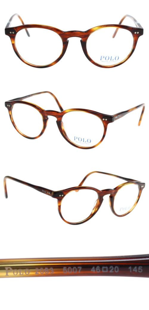 08fe06f98b35 ... best price fashion eyewear clear glasses 179240 polo ralph lauren  eyeglasses round ph 2083 brown 5007