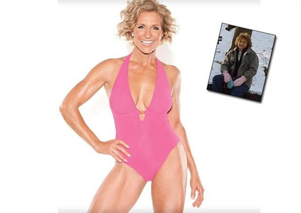 One of my biggest real life #fitness #inspirations - TOSCA RENO!!  This woman is incredible #myfitpin