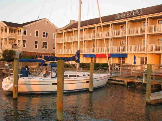Beaufort Inn located in Historic Beaufort NC www.beaufort-inn.com