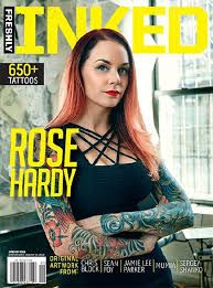 Image result for rose hardy tattoo artist