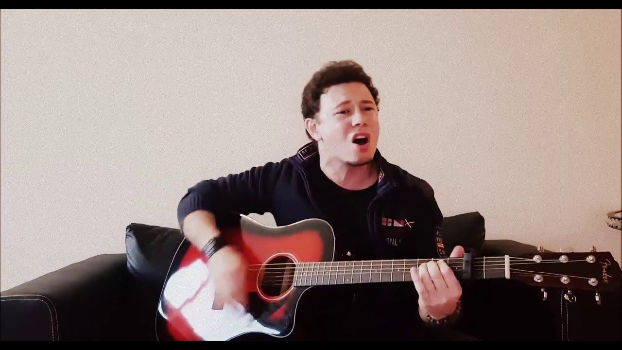 Ijk Covers Undisclosed Desires By Muse Using A Guitar And His Rock Vocals Undisclosed Desires Muse Guitar