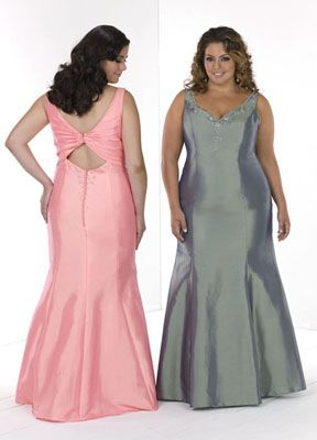 Vestidos de fiesta tallas grandes sagar