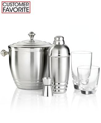 Superb Lenox Barware, Tuscany Classics Bar Accessories Collection