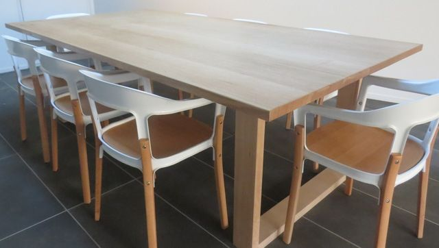Utah Dining Table By T Taylor