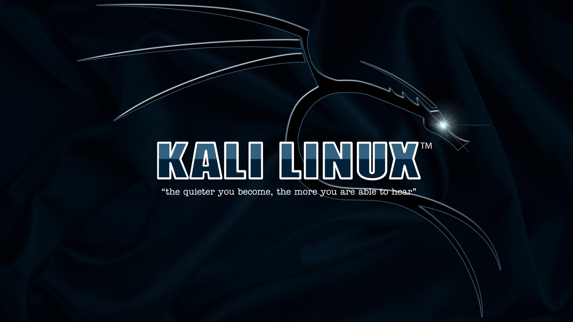 Kali Linux Wallpapers Kali Linux Wajah Teknologi Seni