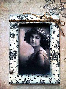 Πλαίσια - Vintage πλαίσιο 10 x 15 - 4658139_