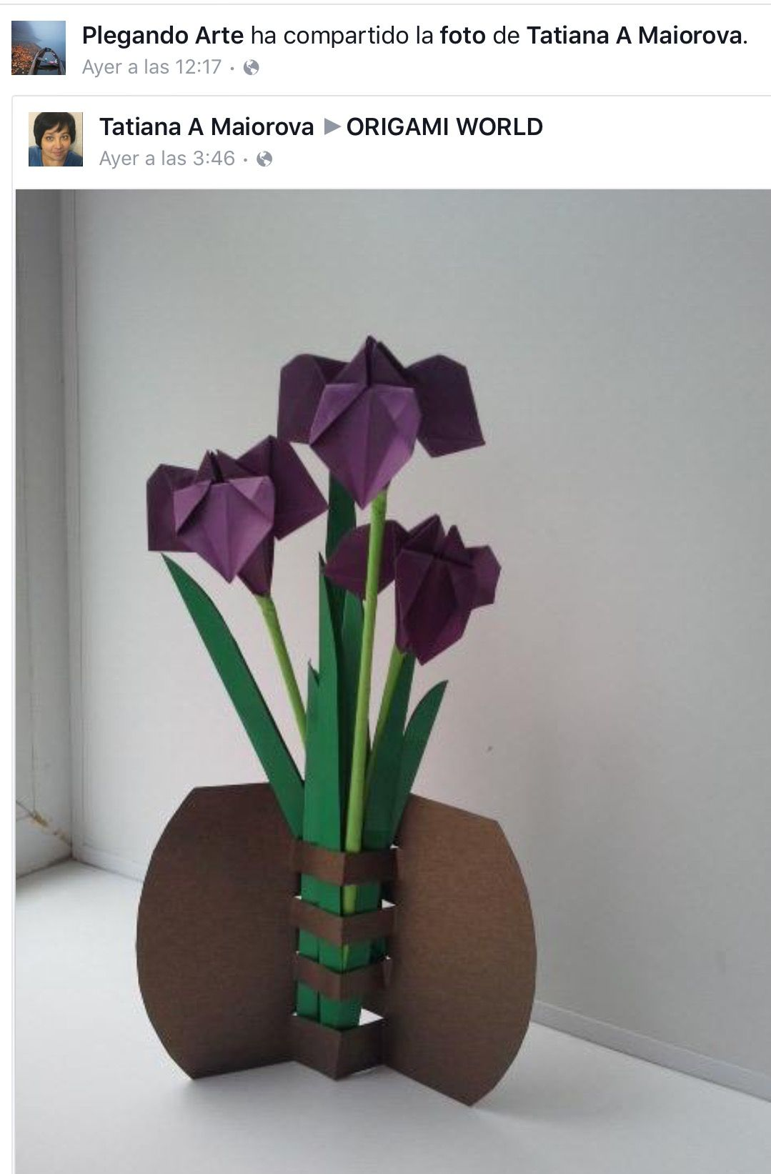 Pin by podgoreanu cristina on origami pinterest origami discover ideas about origami flowers mightylinksfo