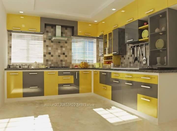 Pin By Habibyounis On Deco Idea Kitchen Cupboard Designs Kitchen Design Color Kitchen Interior Design Decor