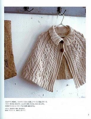 Vivo Per Lola: Capa en tricot