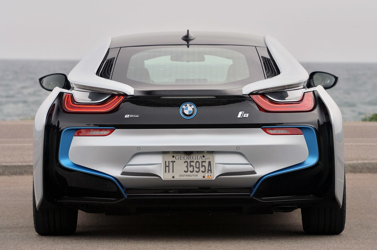 Image Result For Bmw I8 Back