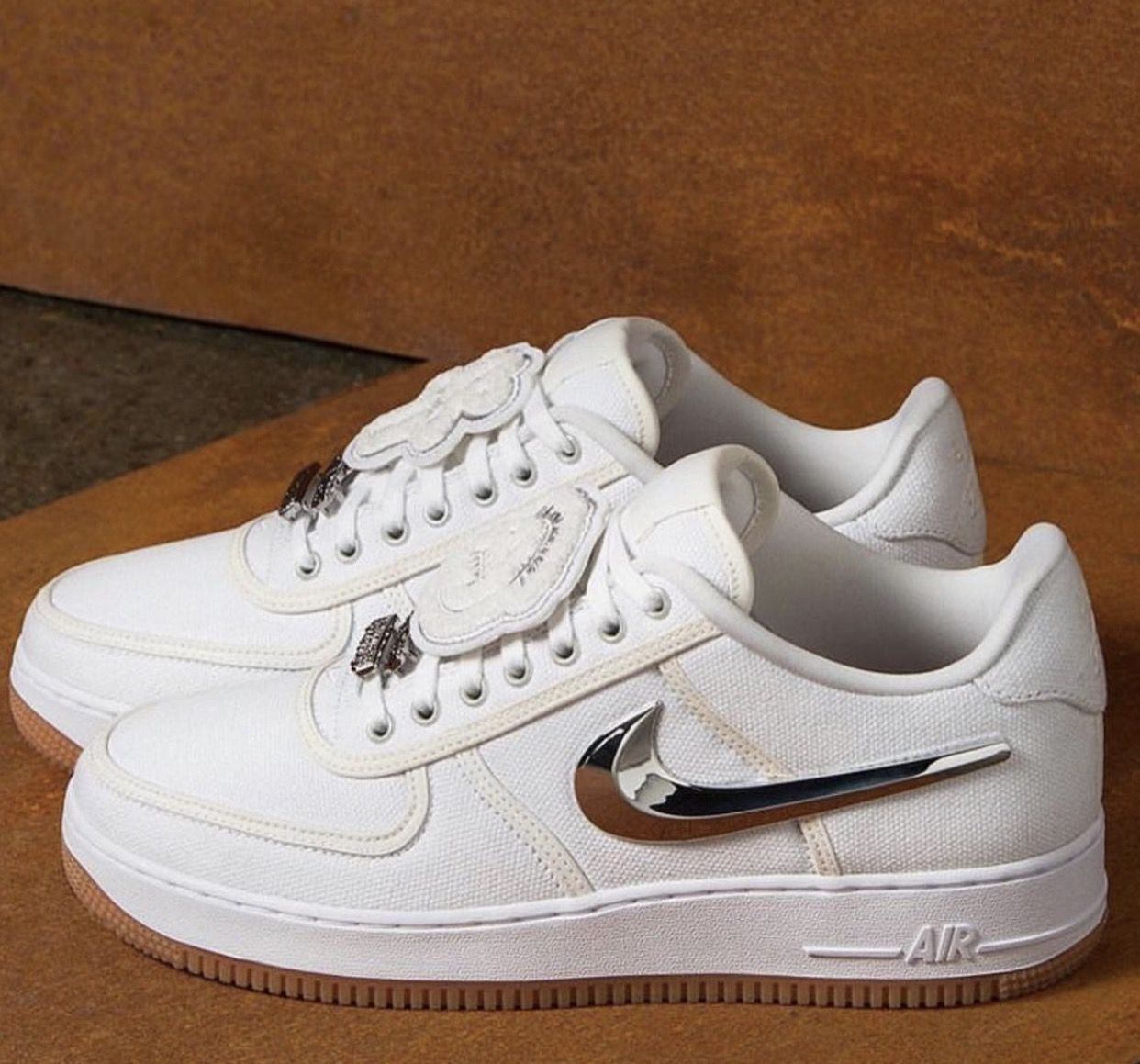 new product c0201 e89e4 AIR FORCE 1 low TRAVIS SCOTT