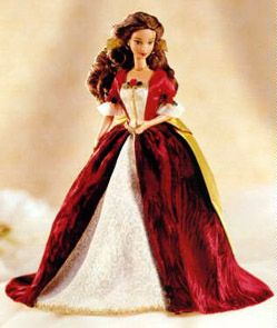 Belle - Beauty and the Beast: The Enchanted Christmas doll, the ...