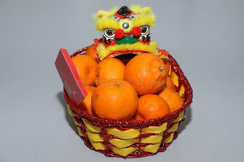 Chinese New Year Mandarin Oranges In Basket Decorate With Chinese Dragon Spring Affiliate Oranges Basket Mand Chinese New Year Chinese Dragon Ang Pao