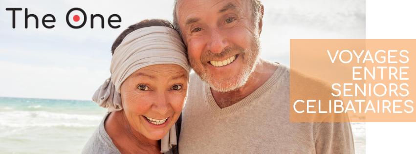 voyage pour célibataire 50 ans et plus)