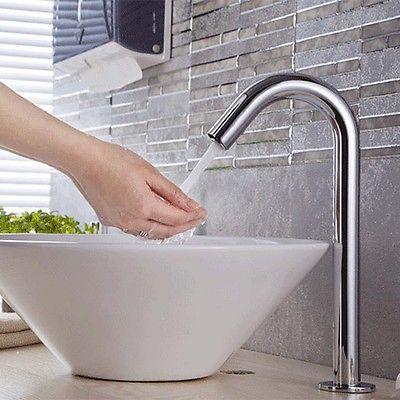 Sensor Armatur Nfrarot Wasserhahn Badarmatur Waschbecken