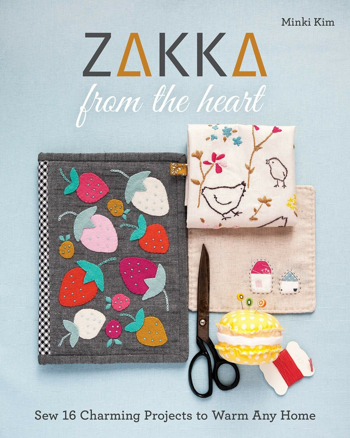Diy Cosmetic Zipper Pouch Sewing Projects Embroidery Book Sewing