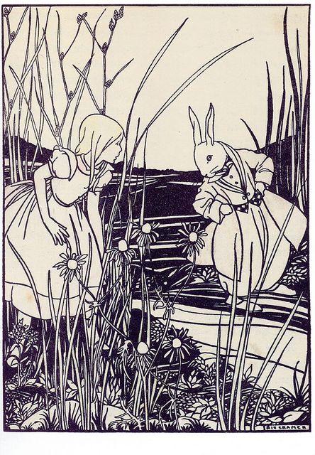 rie cra er | Alice in Wonderland by Erven Rie Cramer | Flickr - Photo Sharing!