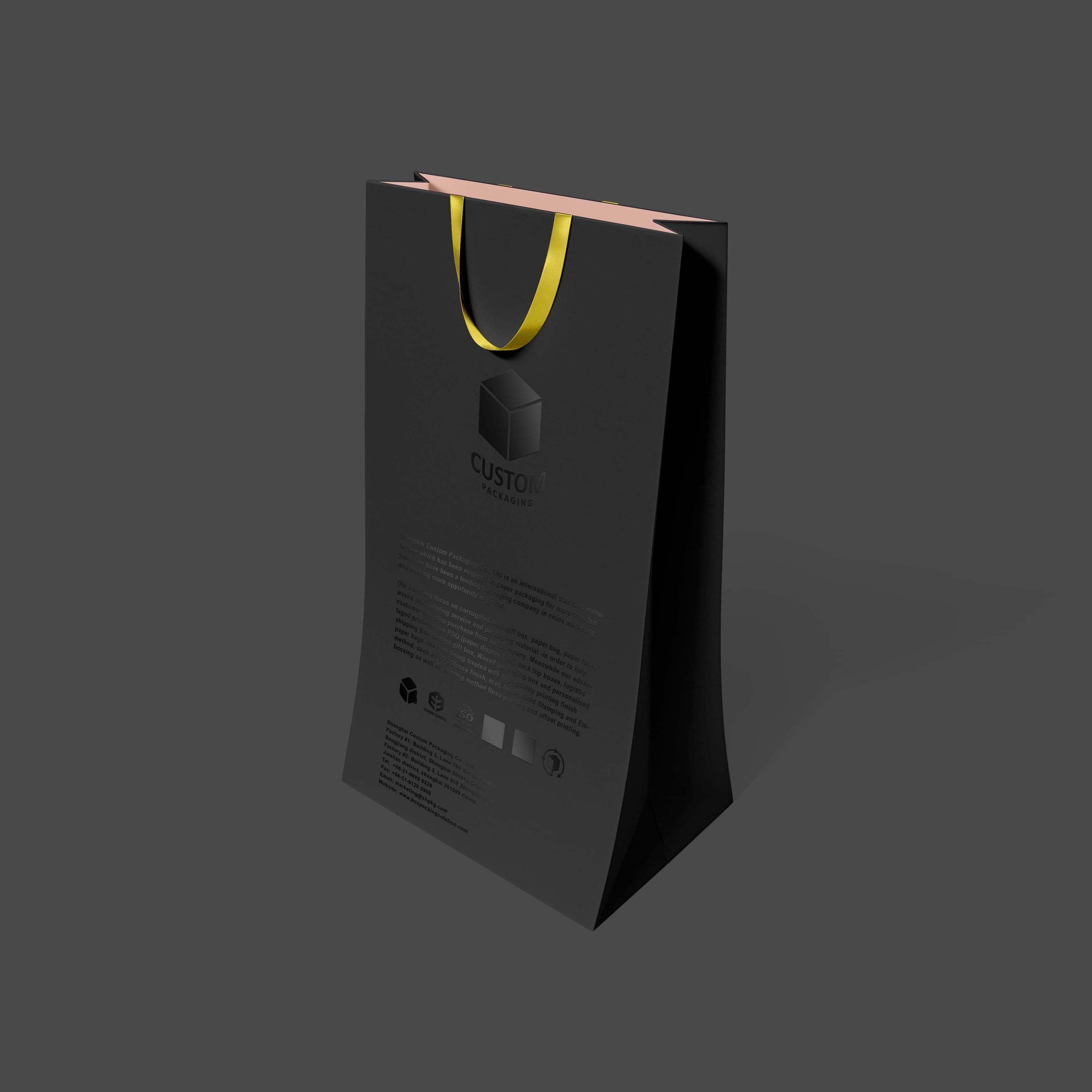 Customized Printed Paper Bags   Custom Printed Paper Bags