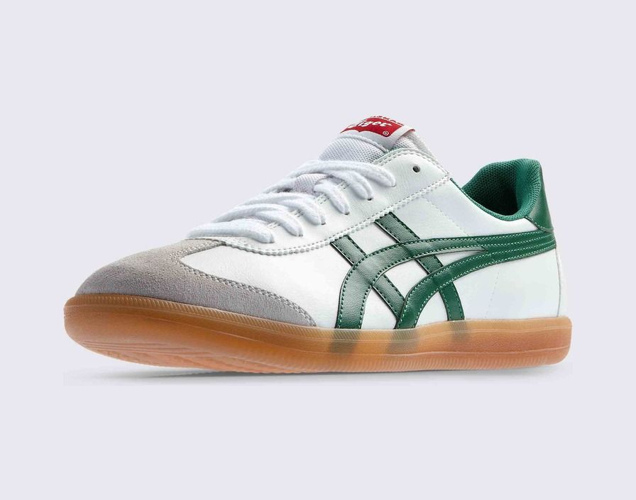 new concept 37385 7e44a Onitsuka Tiger Tokuten White/Green | Sole Searching ...