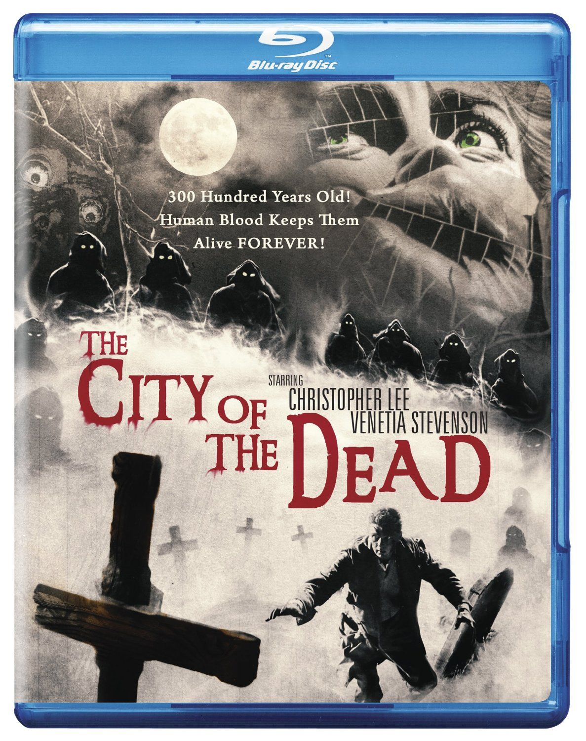 City Of Dead Blu-ray Christopher Lee Dennis