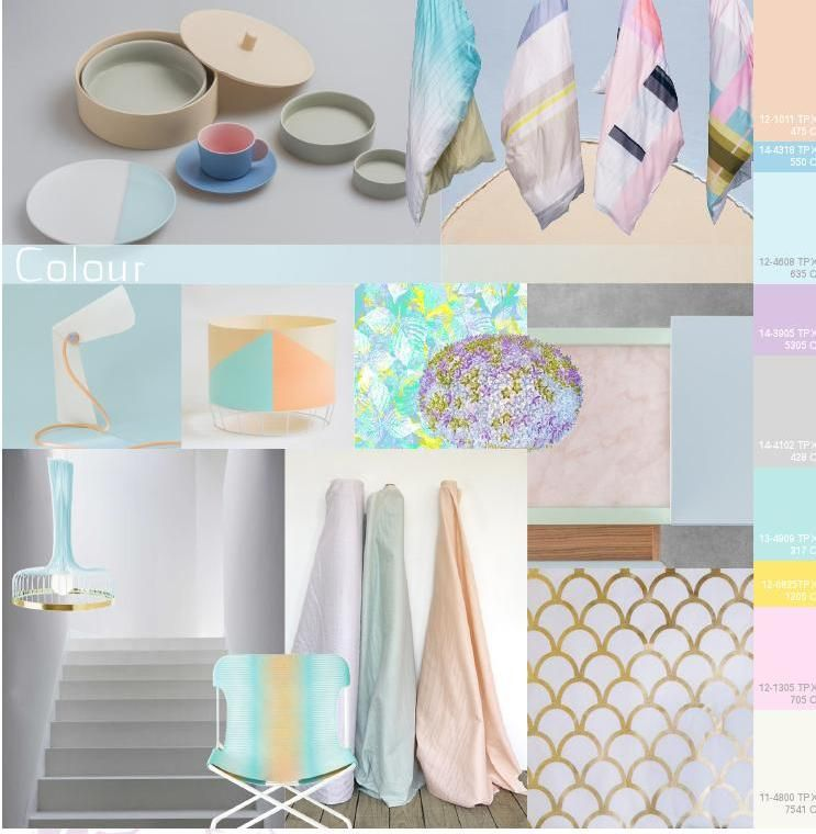 Emerging Trends of Home Dcor in Spring Summer 2016 SS16 Trends