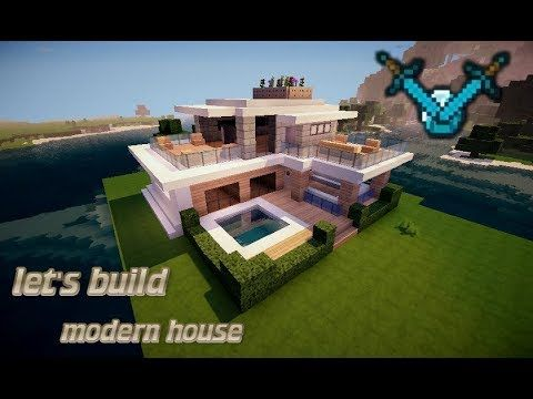 http   minecraftstream com minecraft tutorials minecraft  how to build a small modern house tutorial 1 4    Minecraft  How To Build  A Small Modern House. http   minecraftstream com minecraft tutorials minecraft how to