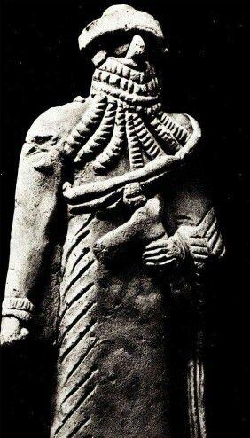 "We & Aliens : ""Anunnaki"" Dumuzy Babilonian god"