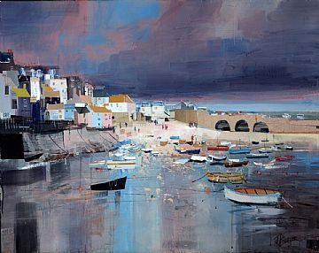 Cloudy Bay St Ives By Tom Butler Reflet